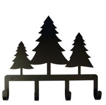 Pine Trees - Key Holder