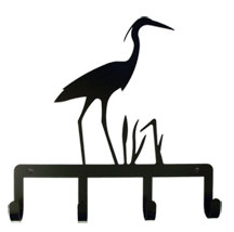 Blue Heron - Key Holder
