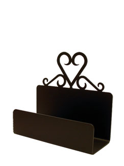 NO LONGER AVAILABLE - Heart - Business Card Holder