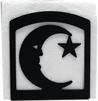 Moon & Star - Napkin Holder