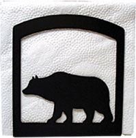 Bear - Napkin Holder