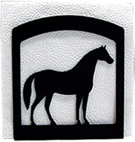 Horse - Napkin Holder