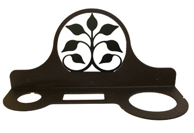 Leaf Fan - Hair Dryer Rack