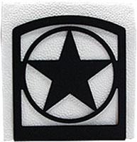 Western Star Napkin Hldr
