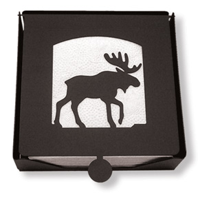 Moose - Napkin Holder