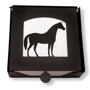 Horse - Napkin Holder