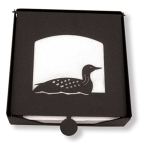 Loon - Napkin Holder