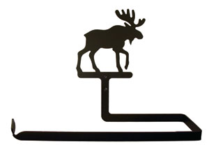 Moose - Paper Towel Holder Horizontal Wall Mount