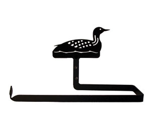 Loon - Paper Towel Holder Horizontal Wall Mount