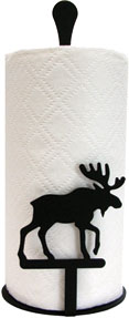 Moose - Paper Towel Stand