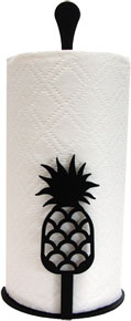 Pineapple - Paper Towel Stand