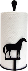 Horse - Paper Towel Stand