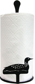 Loon - Paper Towel Stand