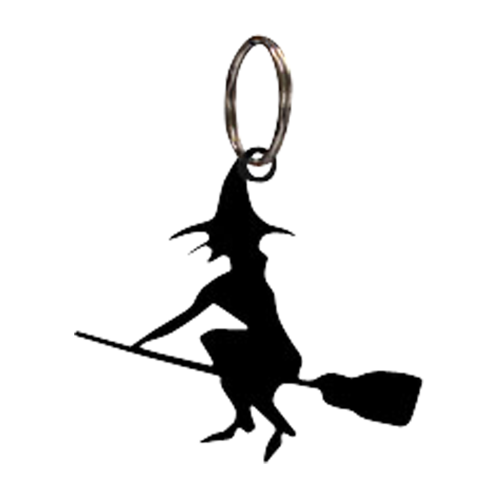 Witch - Key Chain