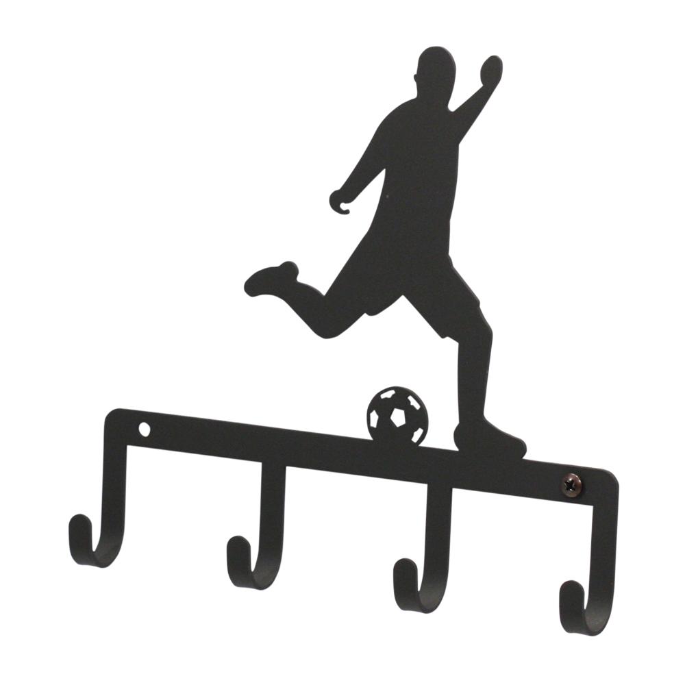 Soccer Player - Key Holder