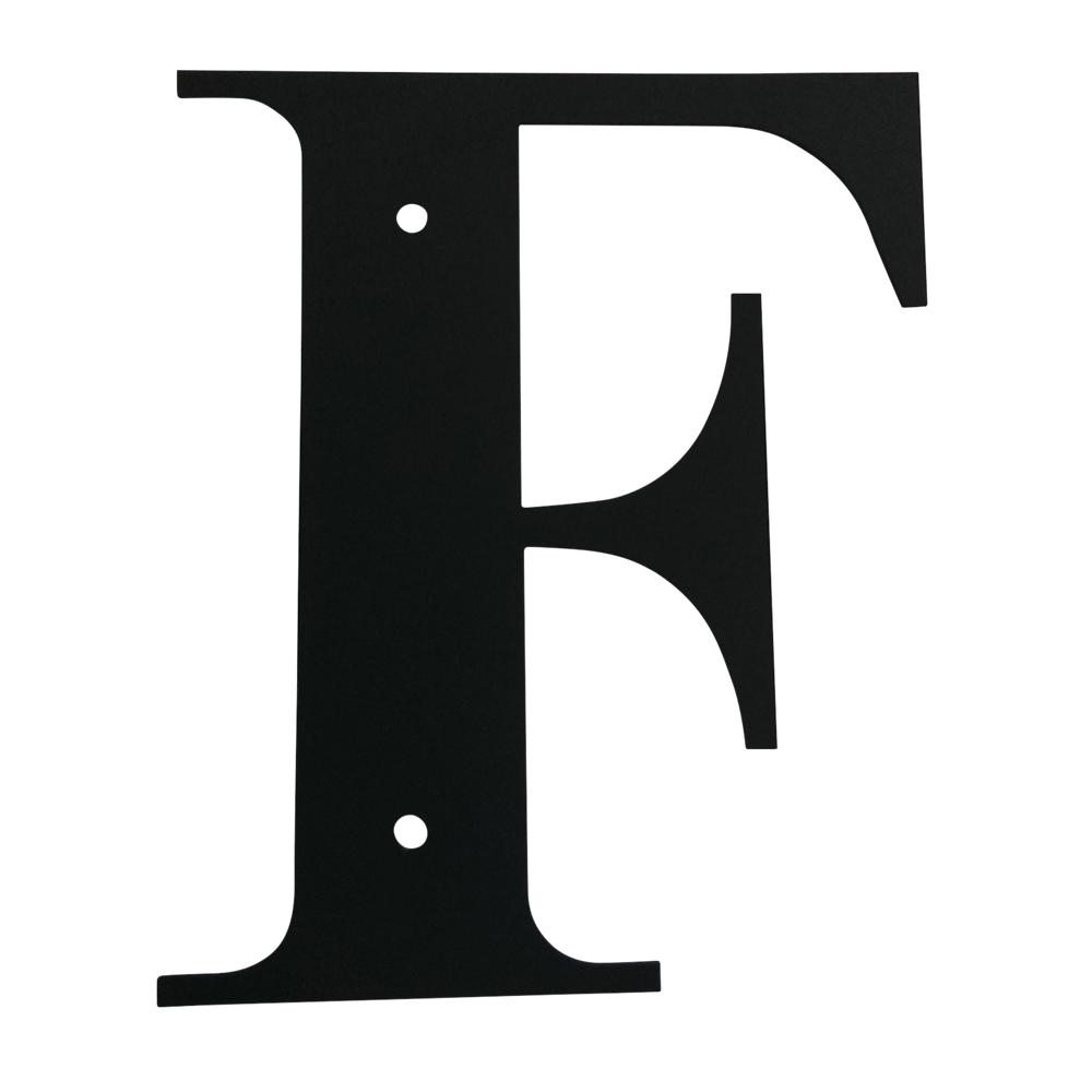 Letter F Large