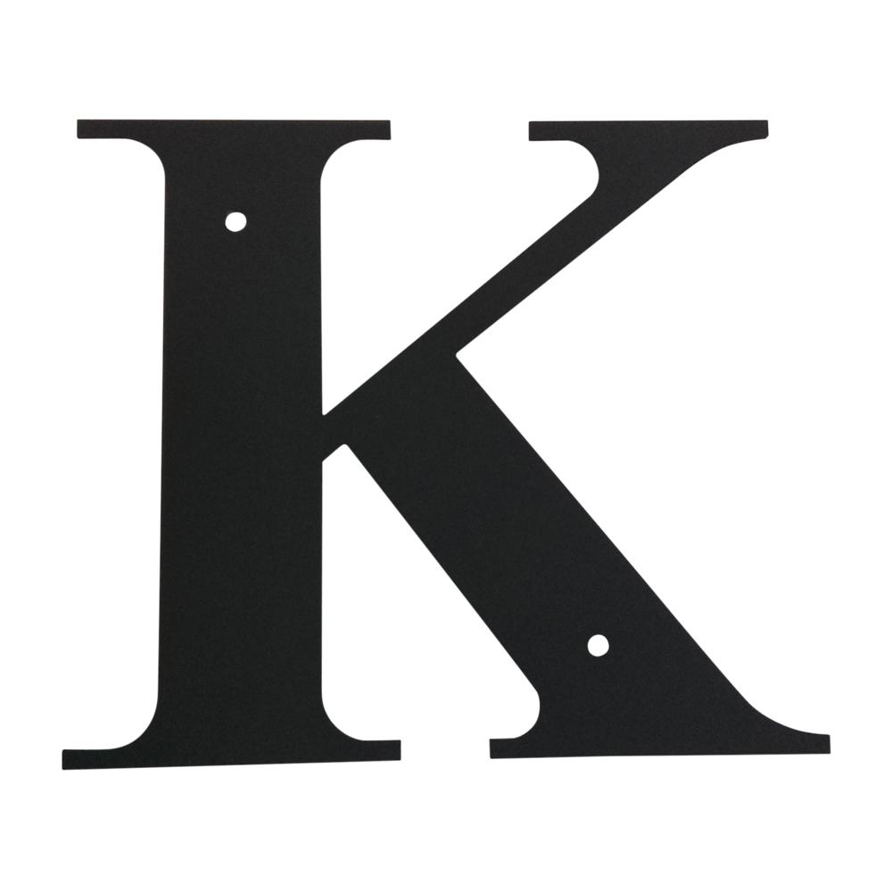Letter K Large