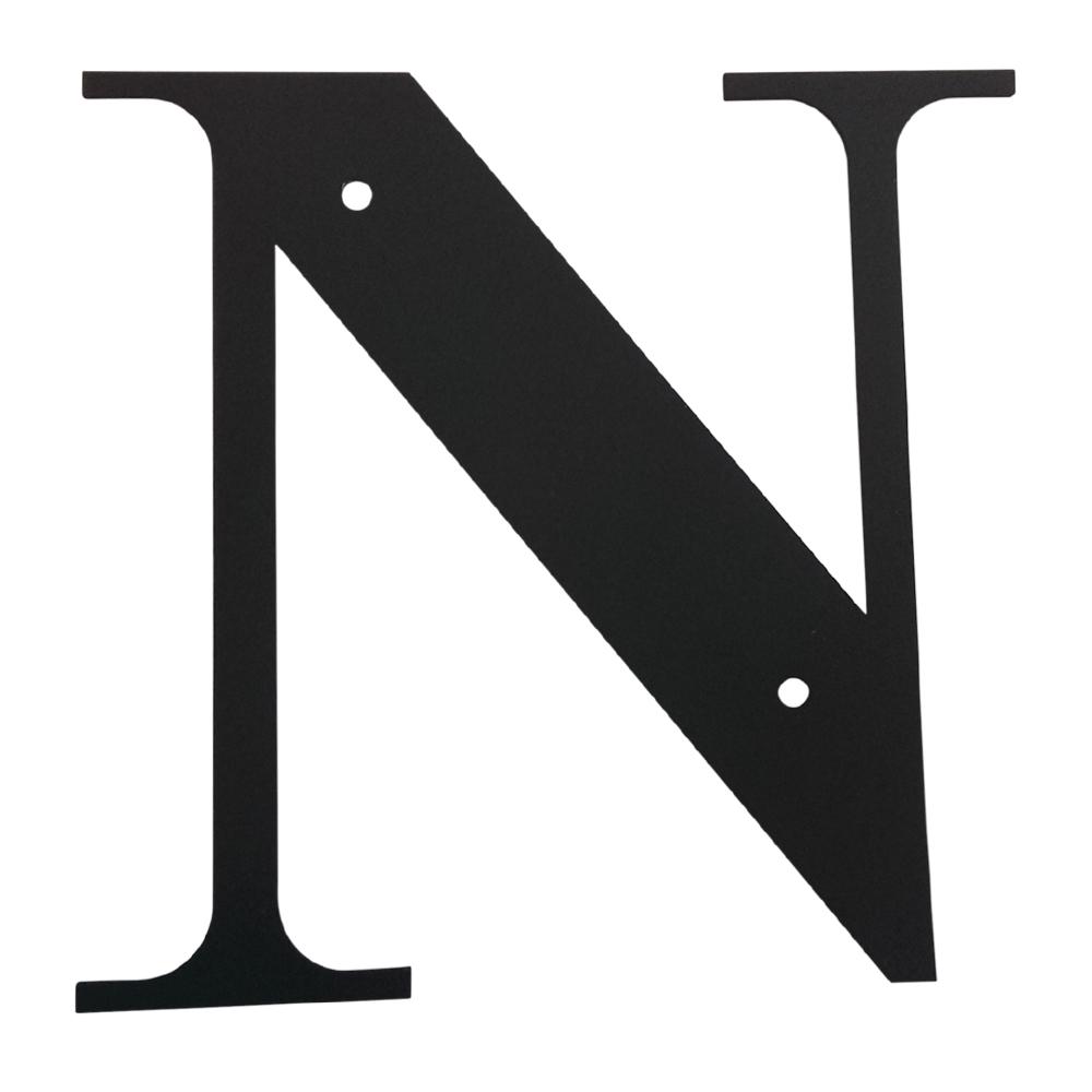 Letter N Large