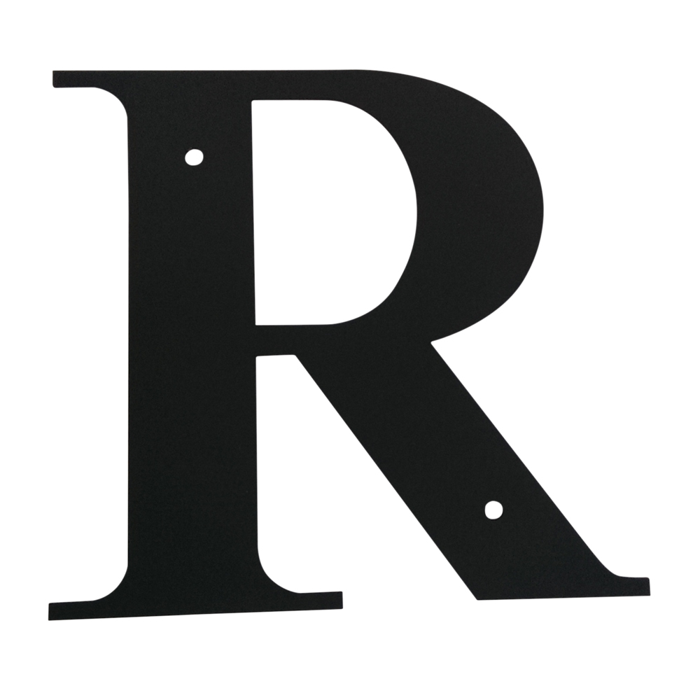 Letter R Small