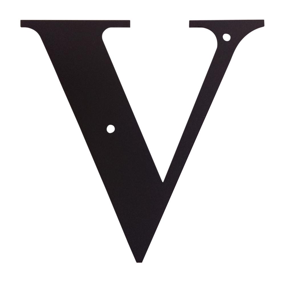 Letter V Large