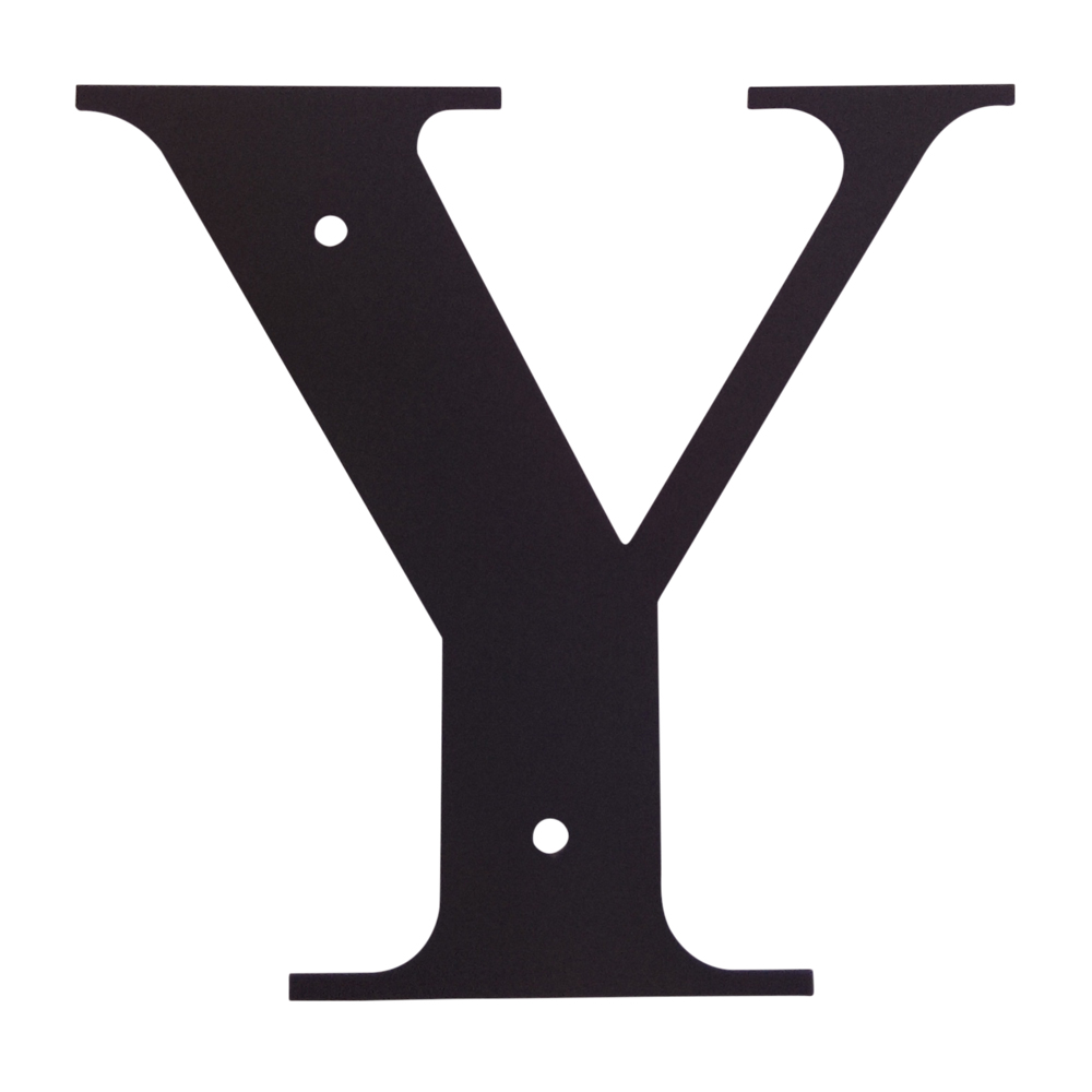 Letter Y Small