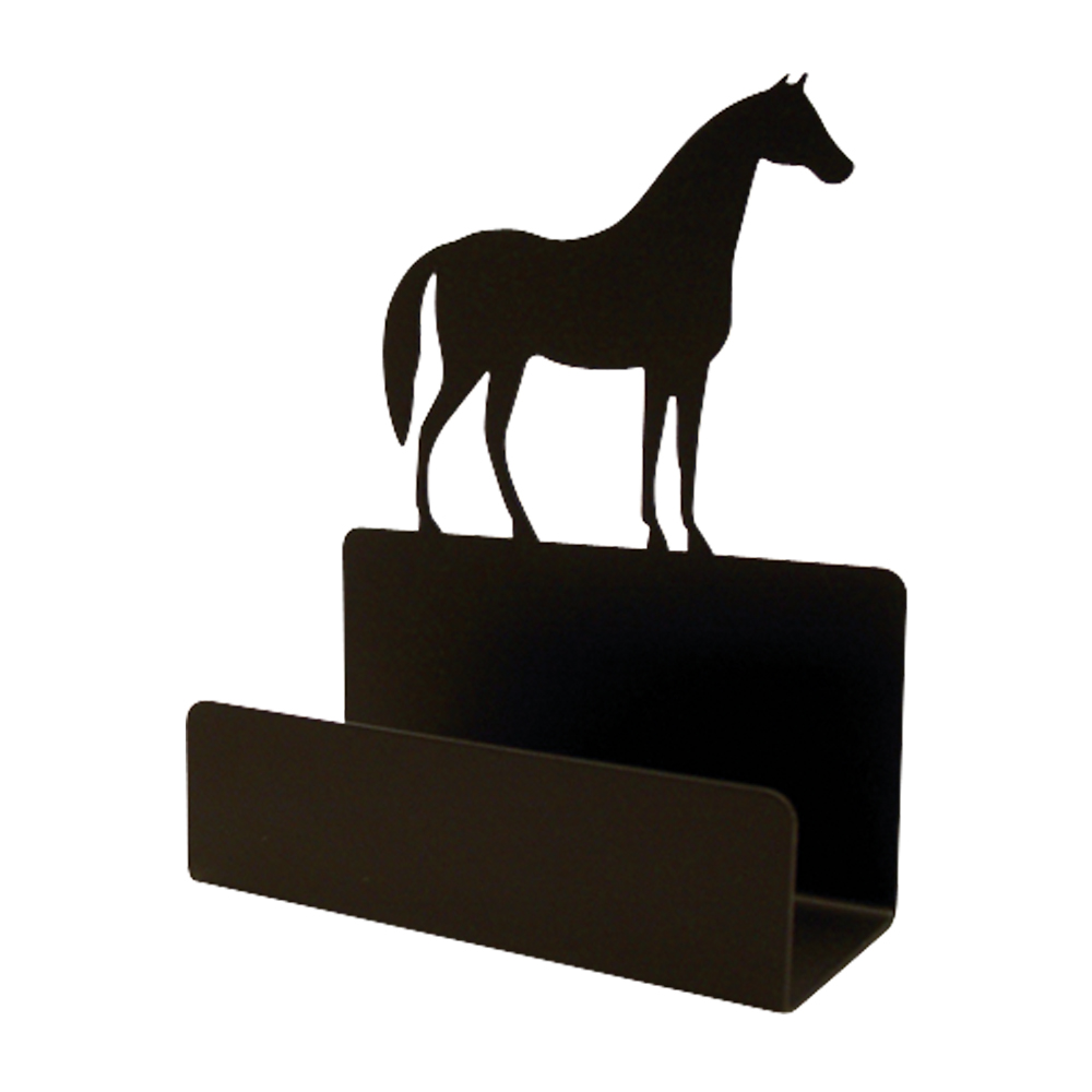 Village wrought iron no longer available horse business card holder no longer available horse business card holder colourmoves