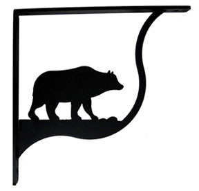 Bear - Shelf Brackets Large