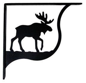 Moose - Shelf Brackets Large
