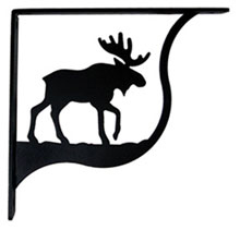 Moose - Shelf Brackets Small