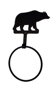 Bear - Towel Ring