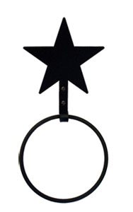 Star - Towel Ring