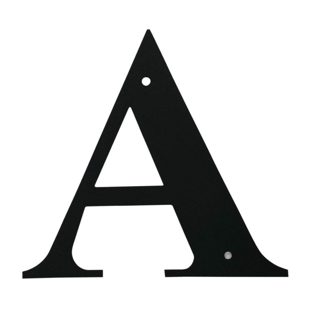 Letter A Medium