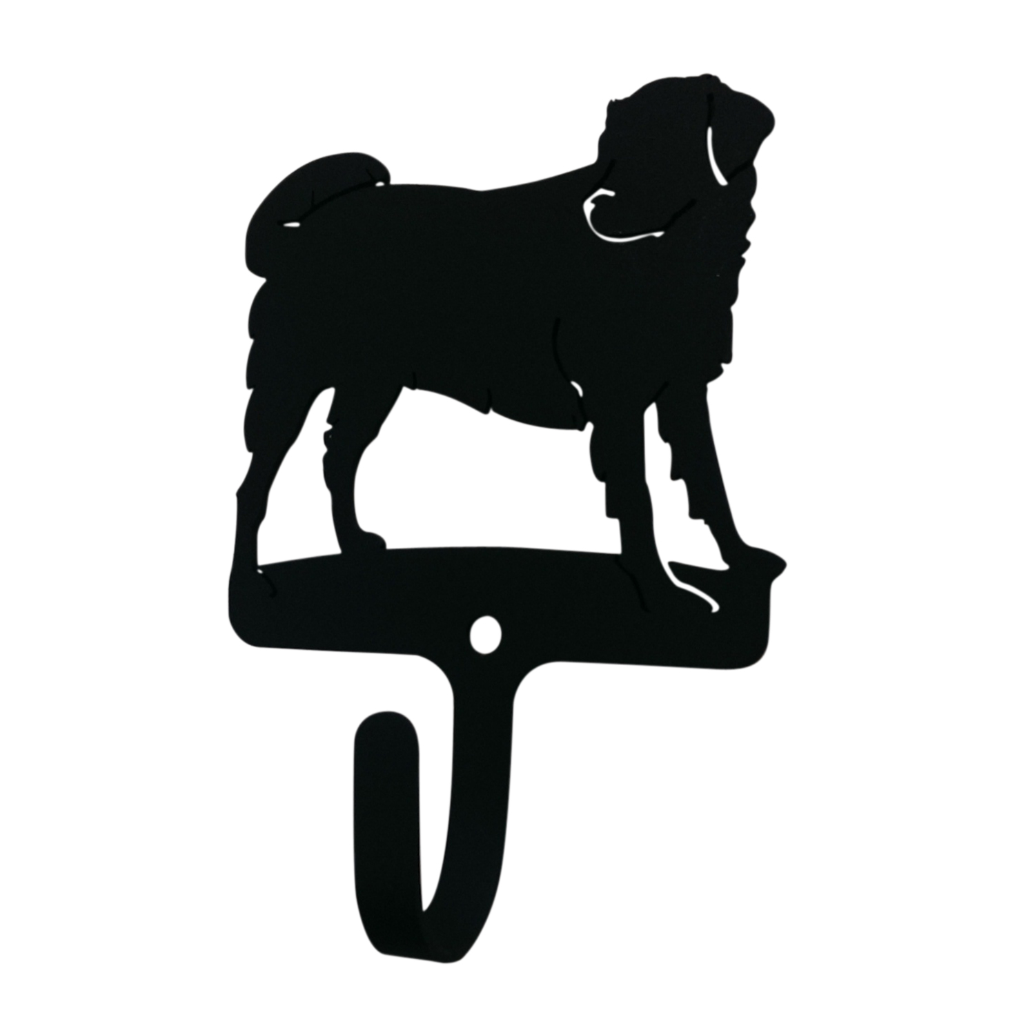 Dog - Wall Hook Small