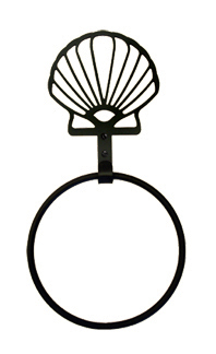 Sea Shell - Towel Ring - Current price is 3 OFF the Regular Price! ...Hurry while supplies last.