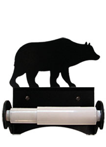 Bear - Toilet Tissue Holder