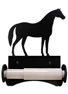 Horse - Toilet Tissue Holder