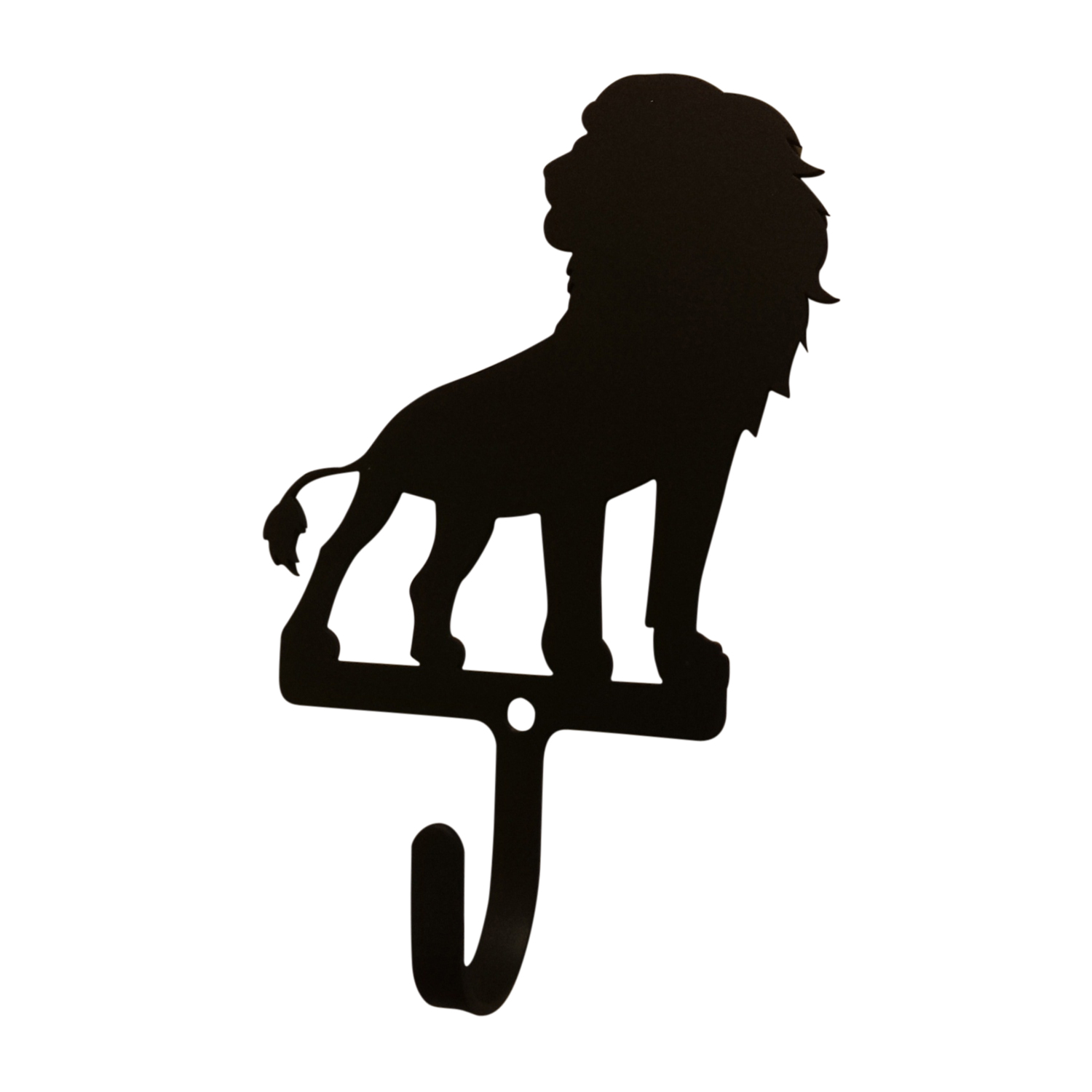 NEW - Lion-Wall Hook Small