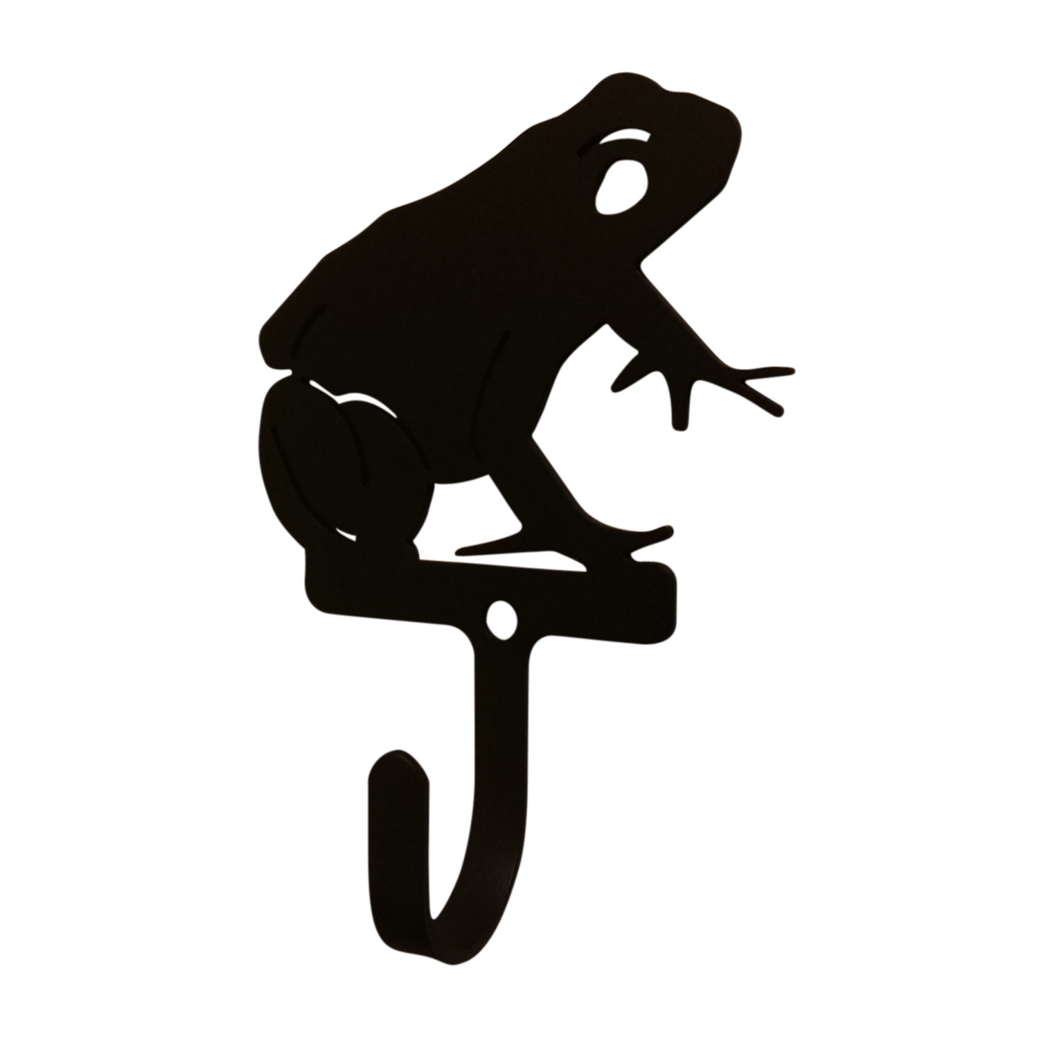 NEW - Frog - Wall Hook Small