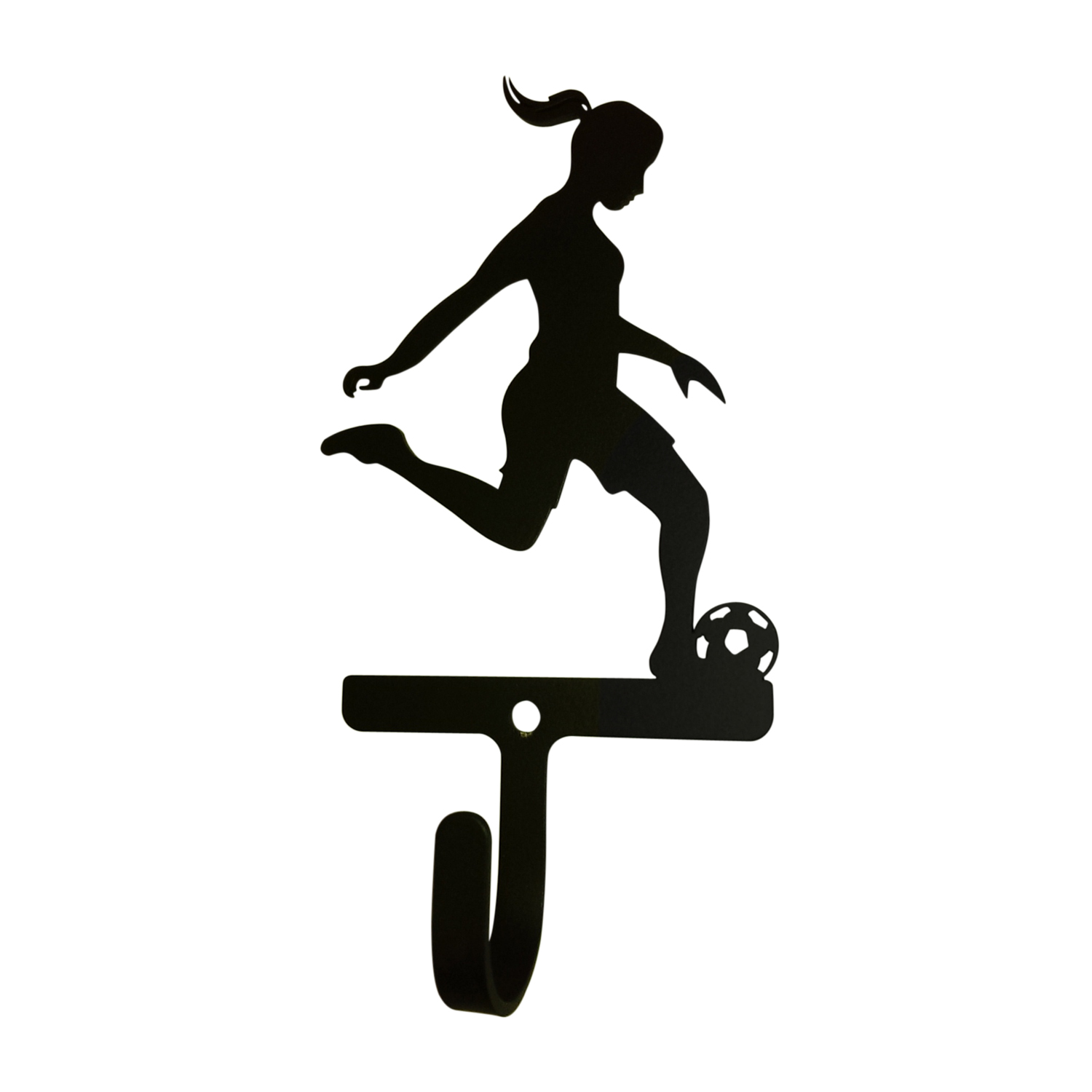 Soccer - Woman' Wall Hook