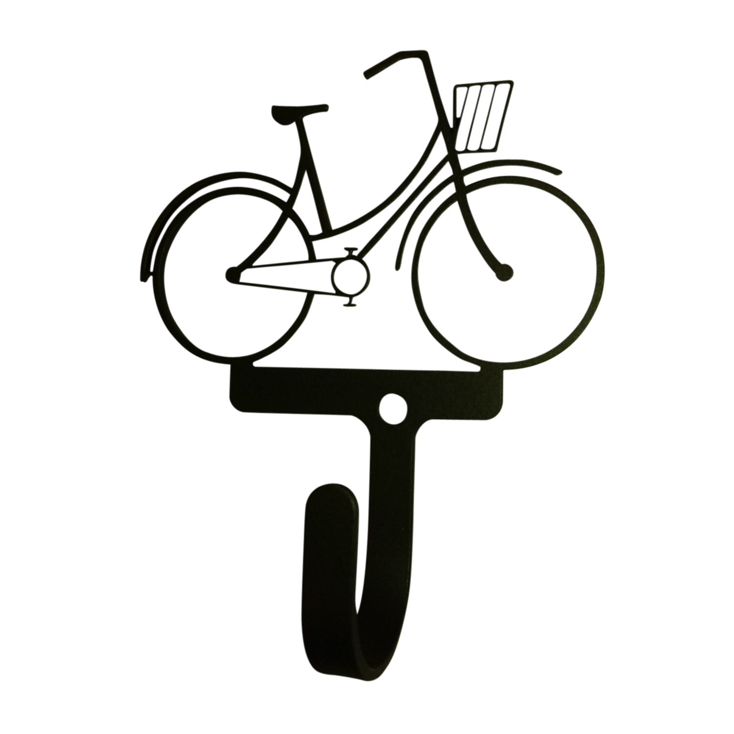 Bicycle - Woman/Girl - Wall Hook