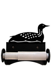 Loon - Toilet Tissue Holder