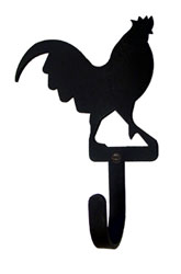 Rooster - Wall Hook Extra Small