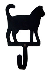 Cat - Wall Hook Extra Small