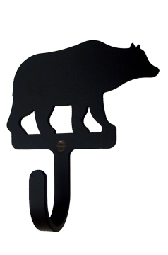Bear - Wall Hook Small