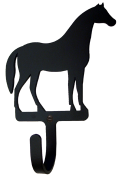 Horse - Wall Hook Small