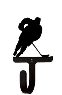 Hockey Player - Wall Hook Small