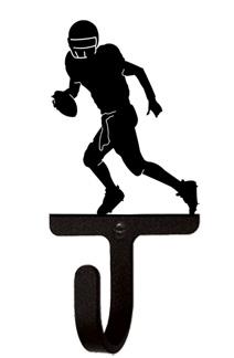 Football Player - Wall Hook Small