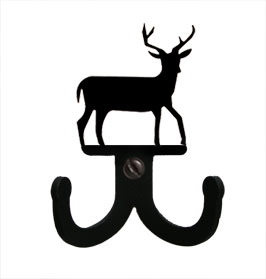 Deer - Double Wall Hook
