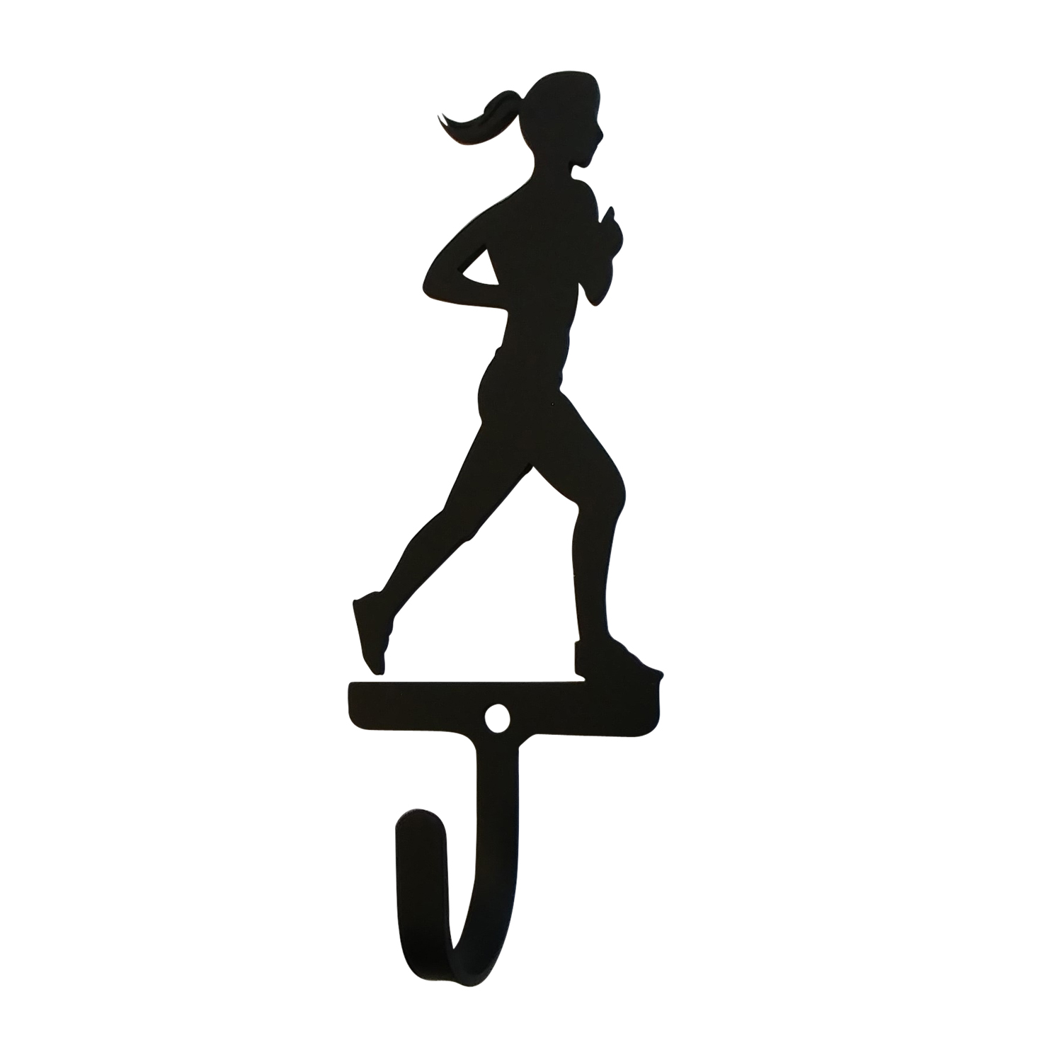 Runner - Woman/Girl Wall Hook