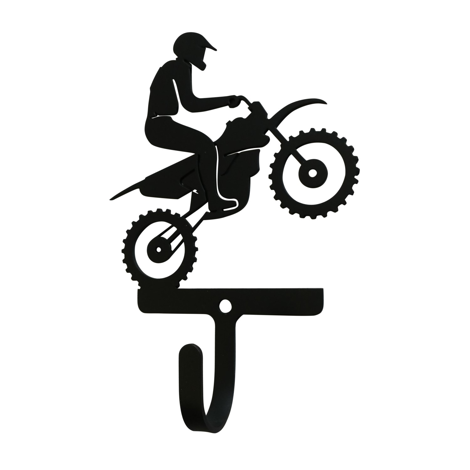 NEW- Dirt Bike - Wall Hook S